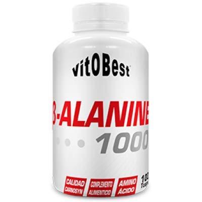 Aminoácido BETA-ALANINE 1000-100 TRIPLECAPS. - Suplementos Alimentación y Suplementos Deportivos - Vitobest