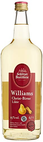 Schlitzer Williams-Christ Birne Likör (1 x 0.7l)