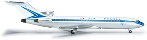 Daron Herpa Air France 727-200 Reg F-Boja (1 500 Scale) by Daron