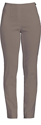 Stretchhosen Robell Slim Fit # ICH WILL MARIE ! (42, taupe(17))
