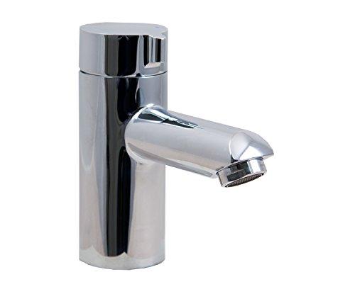 SCHELL 021420699 Standventil , Ventil MODUS K HD-K , Kompakte Ganzmetallkonstruktion, Armatur für Kaltwasser , Gehäuse aus Messing, Chrom