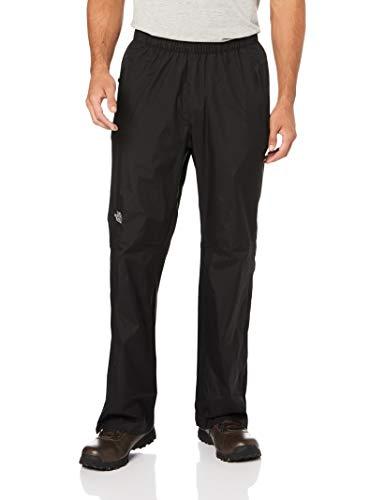 The North Face Men's Venture 2 semi-zippé Pantalon S Noir TNF