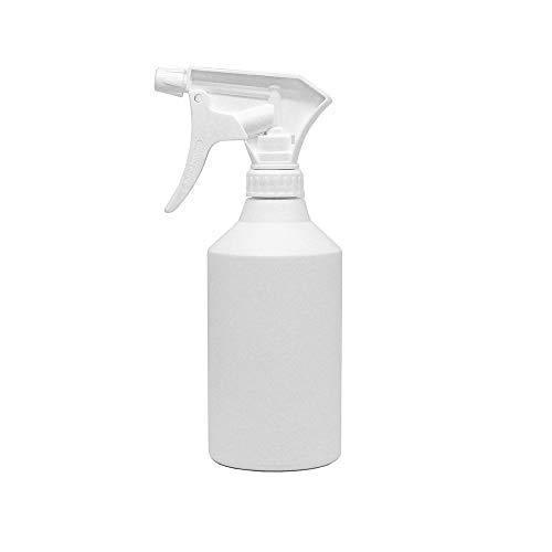 Sprühflasche | Leersprüher ohne Label 500 ml Profi Qualität | Spray Bottle mit Strahl- und Zerstäuber Funktion
