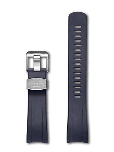 CRAFTER BLUE Curve Watch