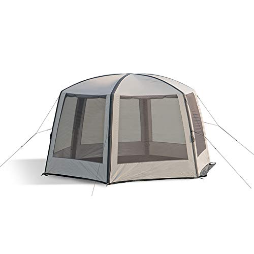AIHOUSE Camping Tarp, 10 Square Meters Big Area Waterproof Inflation Tent, for Outdoor Camping, Hiking, Travel and Picnic