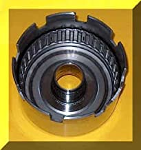 700R4 / 4L60 / 4L60E, REVERSE INPUT DRUM, 3/1987-UP NO CHECK BALL, LARGE FEED HOLE