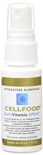 Spray Multi-Vitaminino Cellfood (30 ml)