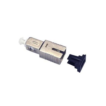 LC SC FC Optic Plug Type Fixed Type Singlemode - Atenuador de...