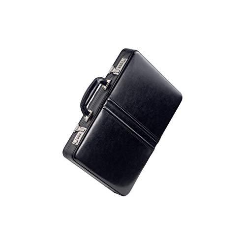 Koffer24 Aktenkoffer 43cm black Negro