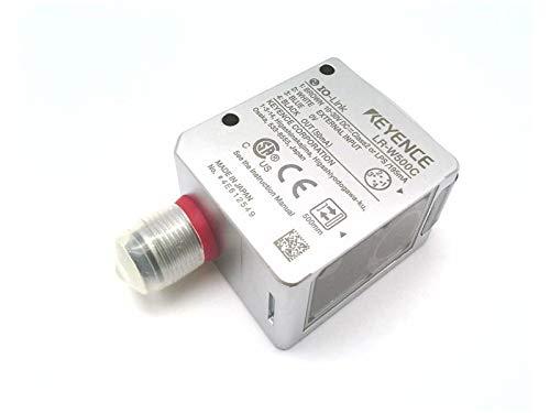 KEYENCE Corp LR-W500C 4 PIN, 10-30 VDC, Full Spectrum, 30-500 MM DETECTABLE Distance, M12 Connector Type, Sensor
