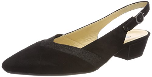 Gabor Shoes Damen Basic Pumps, Schwarz (Schwarz), 40.5 EU