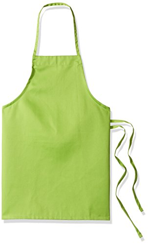 KNG Child's Apron Medium Lime Green
