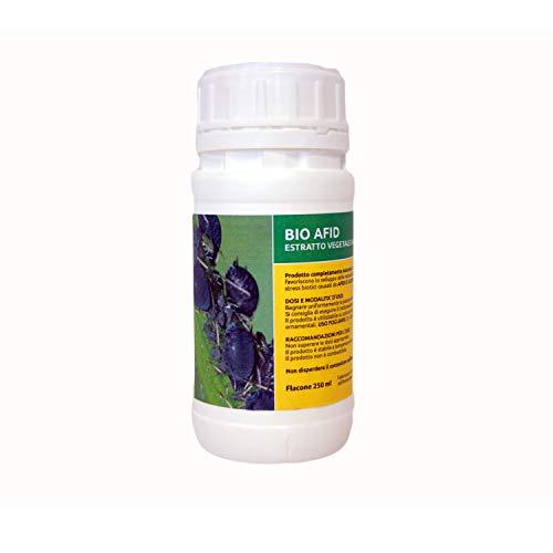Bio A.L.T. Bio Afid Insetticida Naturale Estratto Vegetale a Base di Agrumi Afidicida Contro Afidi Eleurodidi Tripidi Psilla per la Protezione di Piante Ornamentali da Fiore da Frutto da Orto 250 ml