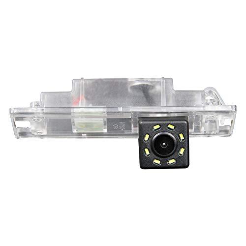 HD 720 p Backup Retrovisore Retrovisore Telecamera di Parcheggio per Monitor Universale (RCA) per BMW Serie 1 120i E81 E87 F20 135i 640I