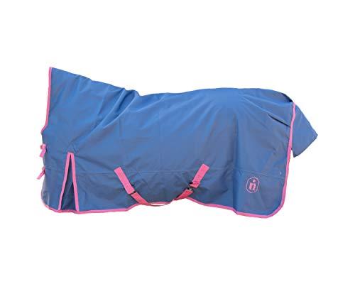 indira Regendecke pro Ripstop 1200d Wasserdicht high-Neck (155 cm, Blau 01 - Pink 01)
