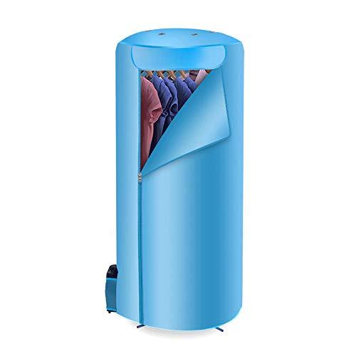 Wash Sèche-Linge, 900W Pliable électrique portatif Plieuse-Sec avec des ménages Télécommande réglable minuterie à Faible Bruit pour la Maison, Lave-Linge, Appartement