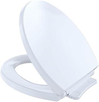 TOTO SoftClose Round Toilet Seat