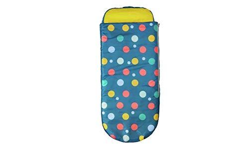 Amazing Crystal Gifts Junior-Luftbett und Schlafsack mit einem weichen und gemütlichen, maschinenwaschbaren Bezug, Sie können beruhigt schlafen und wissen, dass sie einkuscheln und träumen.