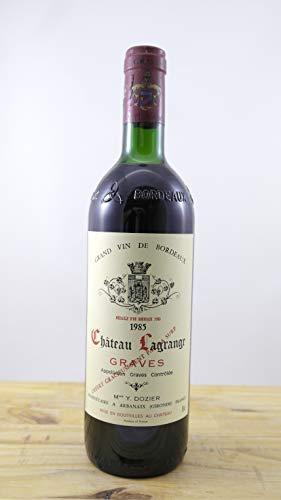 Wein Jahrgang 1985 Château Lagrange NB