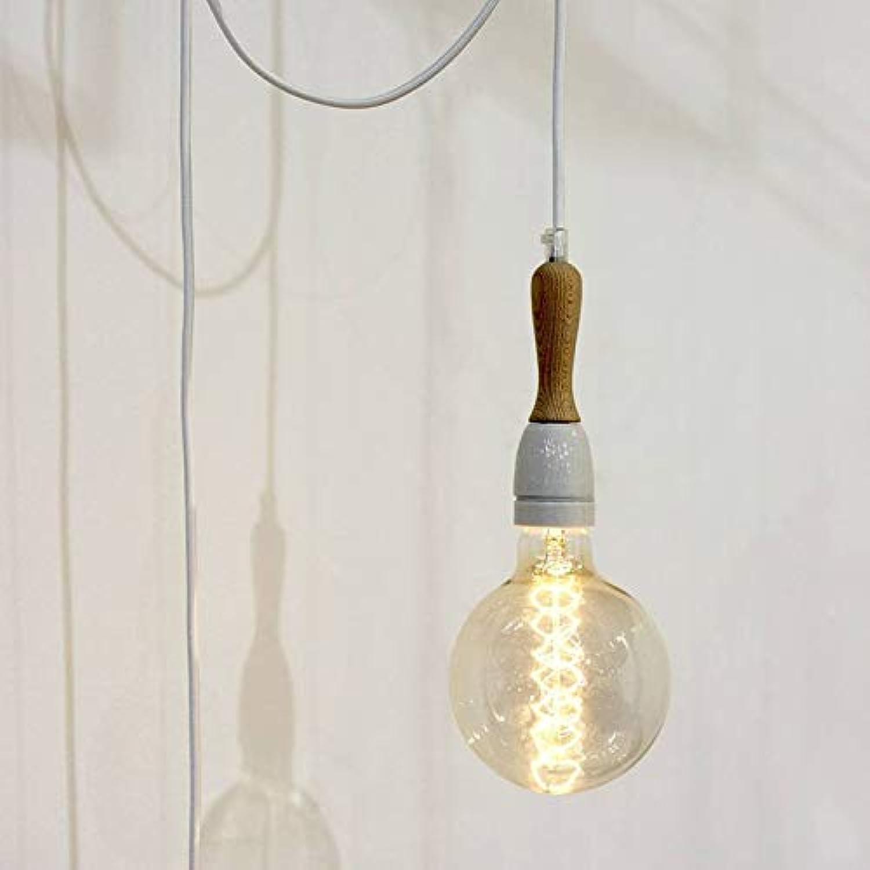 Studio Simple Stehlampe aus Keramik & Holz, Lnge 500 cm, Wei Serax – Design von Studio Simple