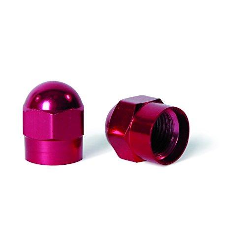 Bottari ref: 60767 Tapones Cubre válvula, 2 unidades, Color Rojo