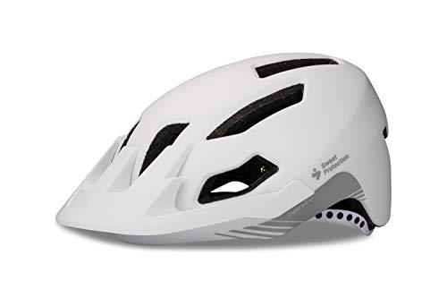 Sweet Protection Dissenter Helmet Casco, Unisex Adulto, Blan