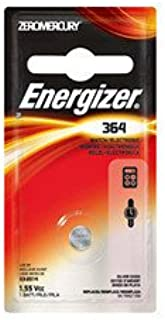 Energizer 364-363TS BUTTON CELL BATTERY 364 OXIDE