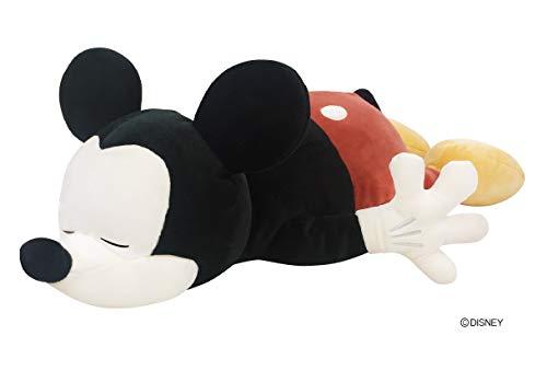 りぶはあと 抱き枕 ディズニー モチハグ ミッキー Lサイズ W30xD75xH22cm 50101-01