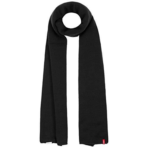 Levi´s Uni Schal Strickschal Herrenschal (One Size - schwarz)