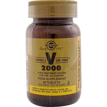 Solgar Supplement V Vm-2000 - 80 gr