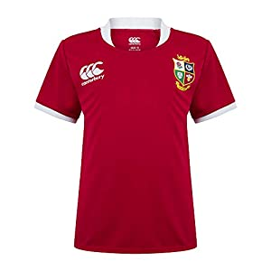 Canterbury of New Zealand Kid's British and Irish Lions Infant Kit Pack, Tango Red, 3YEAR from Canterbury