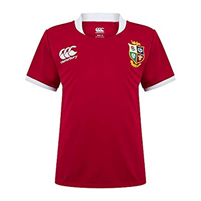 Canterbury of New Zealand Kid's British and Irish Lions Infant Kit Pack, Tango Red, 3YEAR by Canterbury