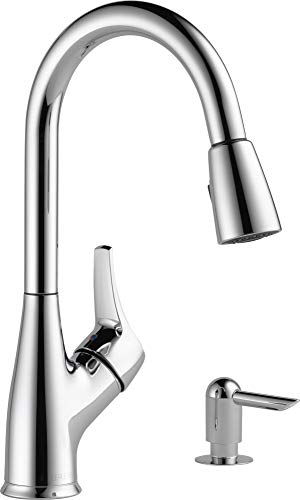 pull down kitchen faucet peerless - 9