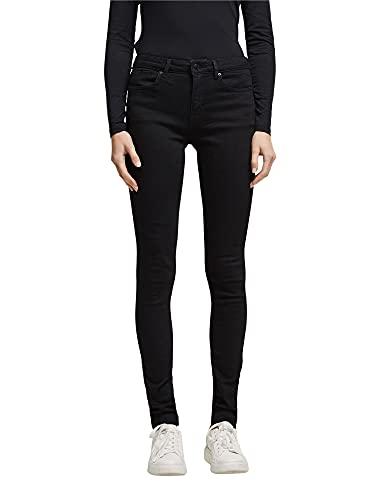 ESPRIT Damen 990EE1B323 Jeans, 910/BLACK Rinse, 30/32