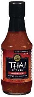 Thai Kitchen Gluten Free Sweet Red Chili Dipping Sauce, 6.57 Fl Oz, Pack of 6
