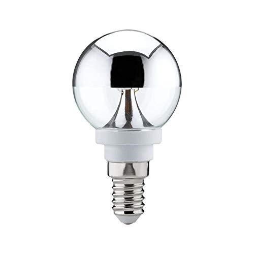 Paulmann 28281 LED Tropfen Kopfspiegel 2,5W E14 230V Silber