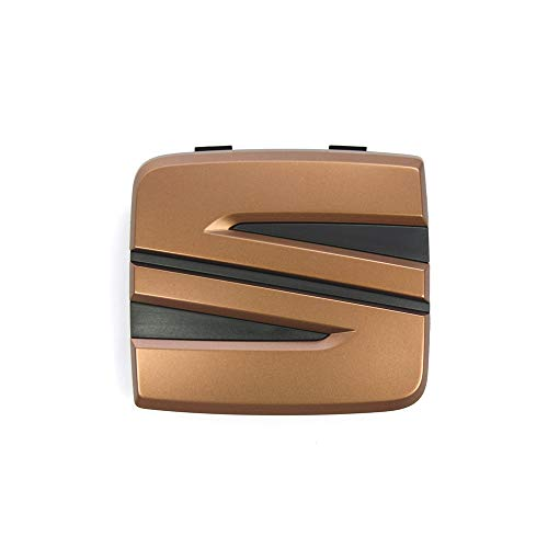 Seat 5F0853679C27A Emblema de Cupra para la parrilla del radiador delantero, logotipo tuning, emblema de cobre