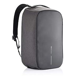 "31UgZcfbh8L. SS300  - XDDesign Swiss Peak 17"" Outdoor Laptop Rucksack, Schwarz - Luggage- Footlocker Unisex"