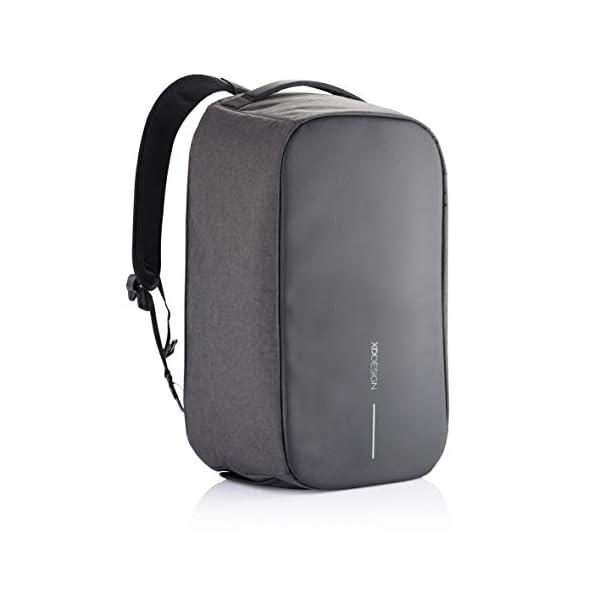 "31UgZcfbh8L. SS600  - XDDesign Swiss Peak 17"" Outdoor Laptop Rucksack, Schwarz - Luggage- Footlocker Unisex"