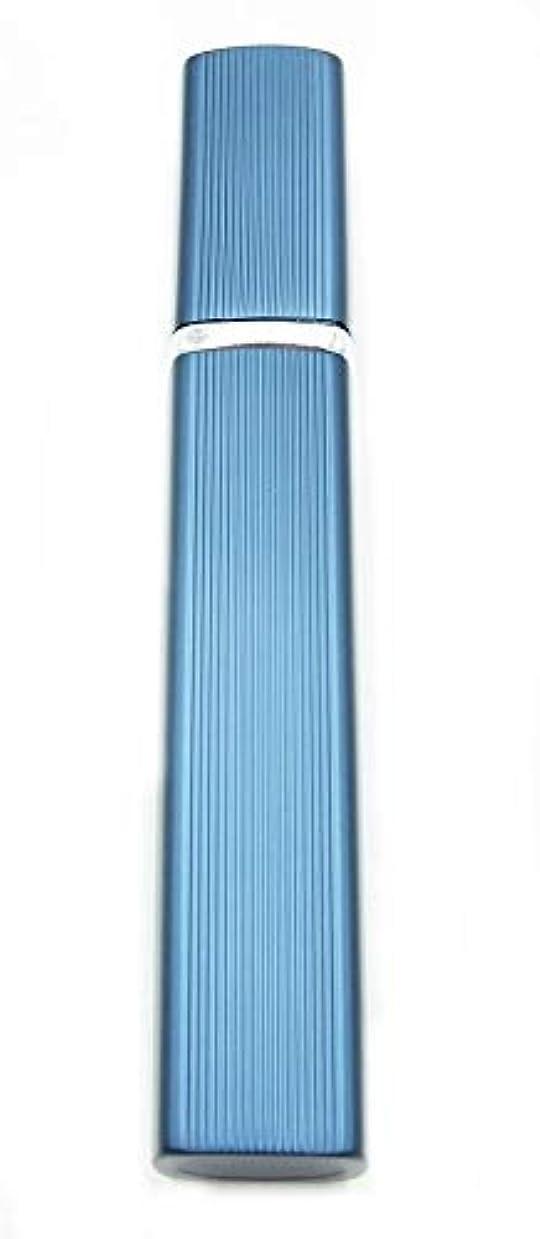 間接的増幅する製油所Shop XJ 香水 アトマイザー ケース つめかえ 携帯 容器 12ml (ブルー)