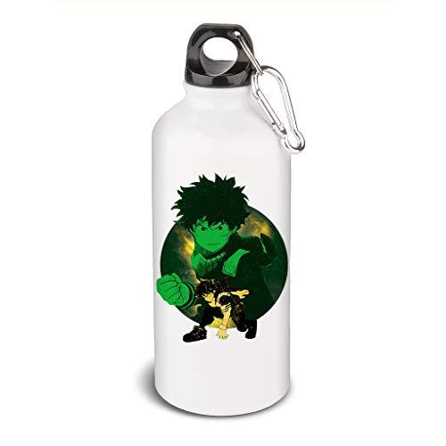 Fanta Universe Deku - Botella Térmica de Aluminio 420ml