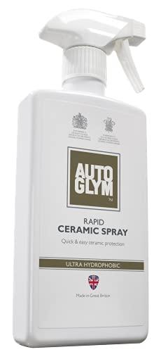 Autoglym Rapid Ceramic Spray - Cera Auto Nanotecnologia Spray, 500 ml