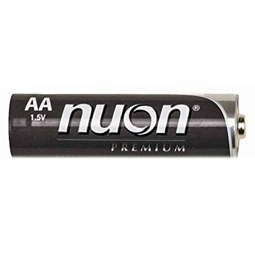 Nuon - (4 Pack) NUIHIALKB AA Premium 1.5v Battery