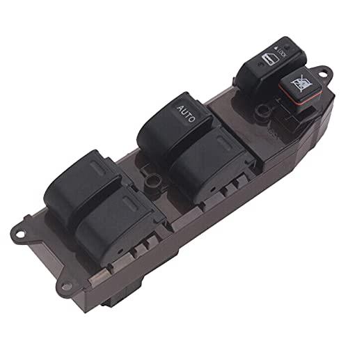 GLLXPZ Interruptor de La Botonera Elevalunas, para Toyota Corolla Matrix 2003-2008, Electrónico Panel Interruptor de Botón