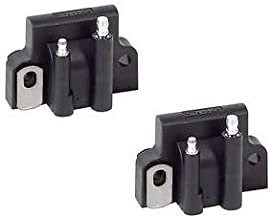 The ROP Shop (2) Ignition Coil for Johnson Evinrude 582508 18-5179 183-2508 Outboard Engine