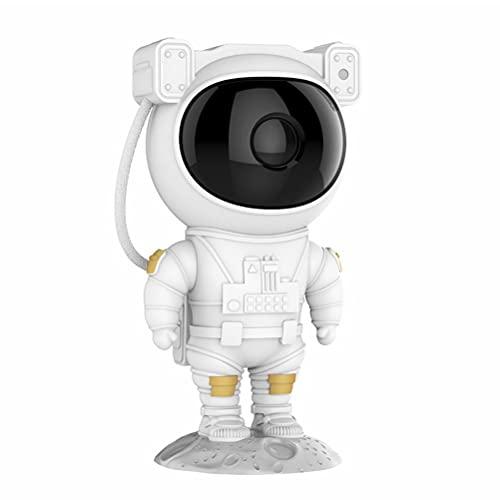 Gefemini Astronaut Starry Sky Proyector Light LED Galaxy Proyection Lamp Starry Sky Atmosphere Light Indoor Decor Astronauta Decoration