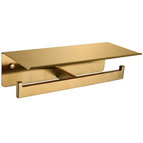 Top 10 best selling list for double toilet paper holder brass