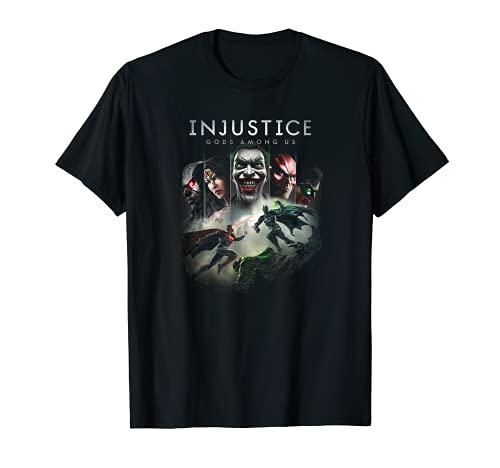 Injustice: Gods Among Us Key Art T-Shirt