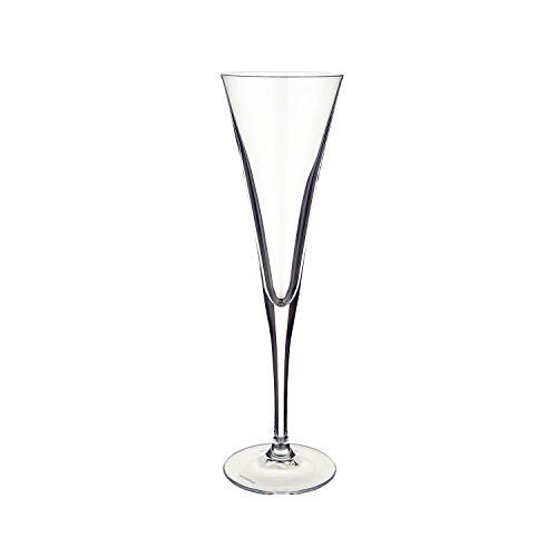Villeroy & Boch Purismo Specials Verre à champagne, 180 ml, Cristal, Transparent