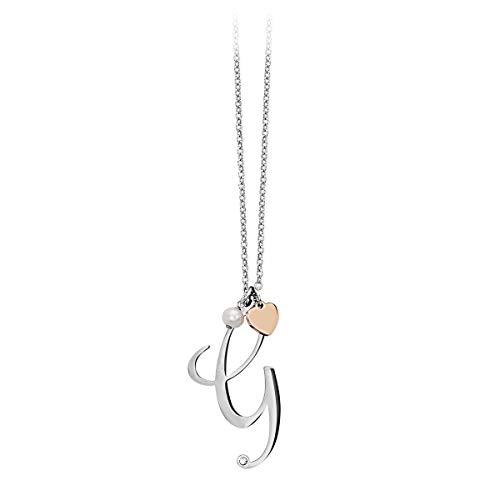 collana donna gioielli 2Jewels Lettere D'Amore trendy cod. 251619G